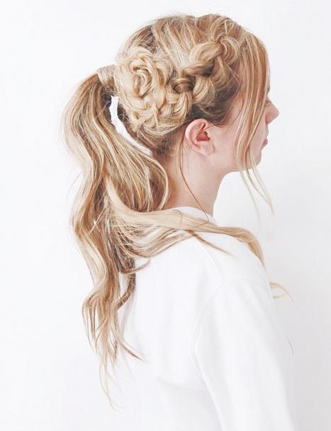 flower-ponytail