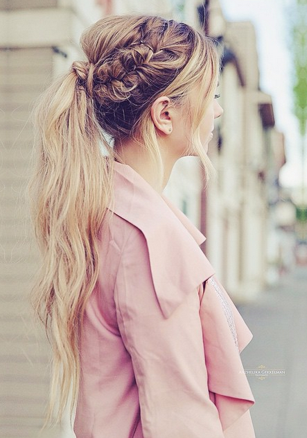 side-fistail-braid-ponytail