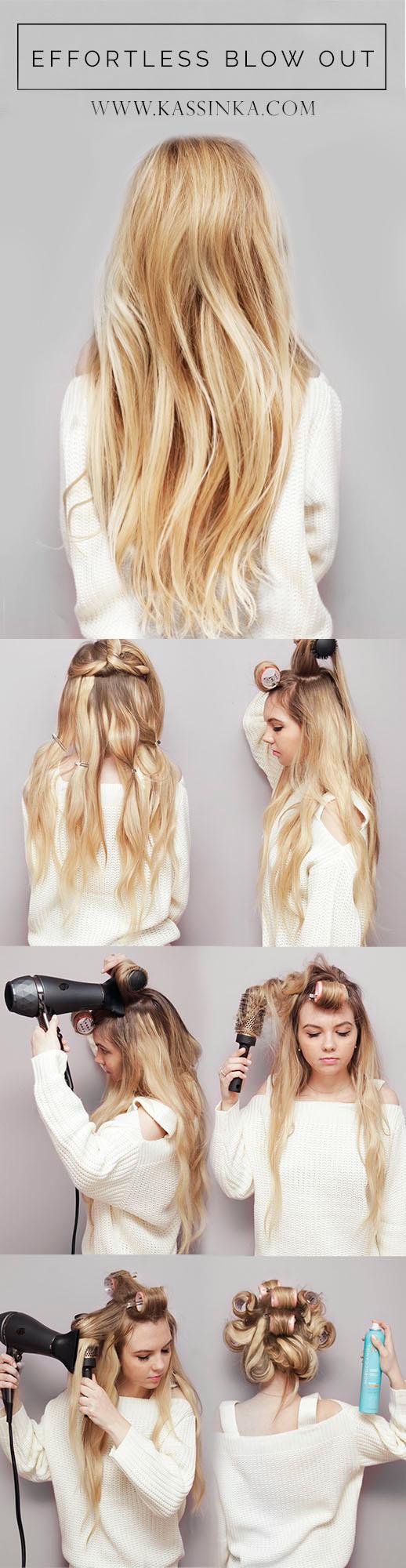 Effortless-Blow-Out-Hair-Tutorial-Kassinka