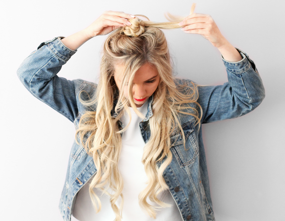 kassinka-simple-top-knot