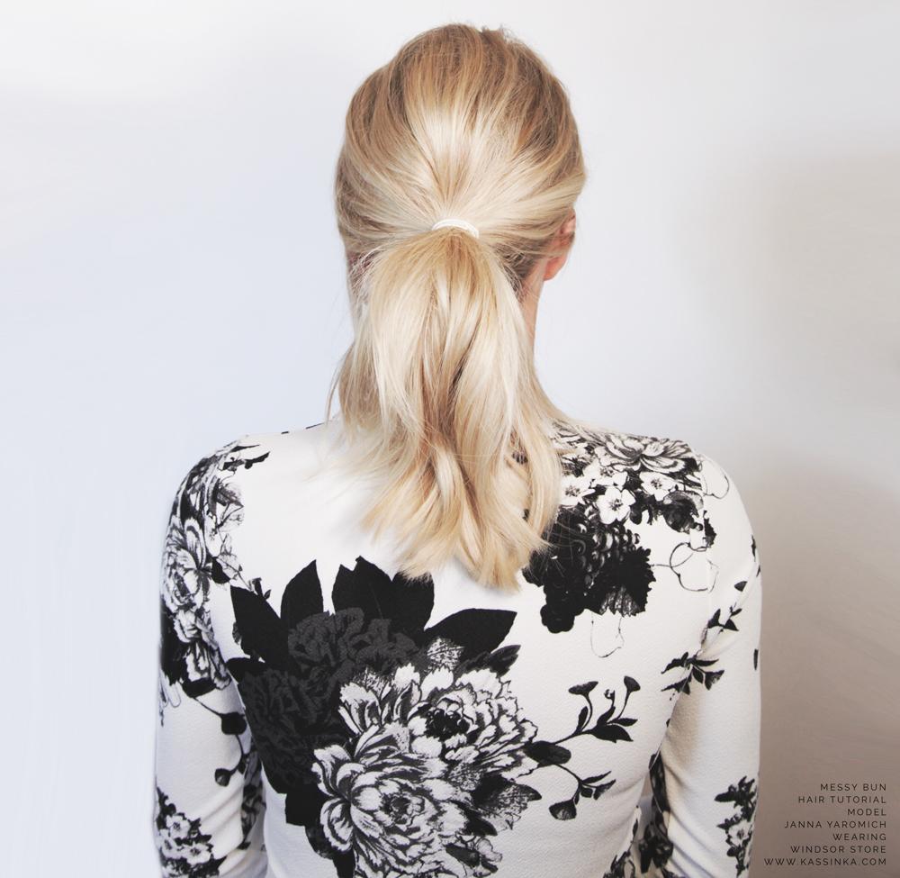 Kassinka-Short-Hair-Ponytail-Tutorial